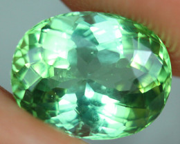 2.75 CT CERTIFIED  Copper Bearing Mozambique Paraiba Tourmaline-PR632