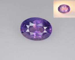 GFCO ~ 4.65 CTS C.C Sapphire Natural Stone