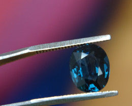 2.28ct VVS-IF blue spinel