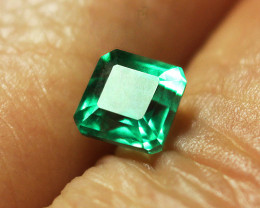 Absolute High-End!1.88 ct Natural Zambian Emerald Certified!