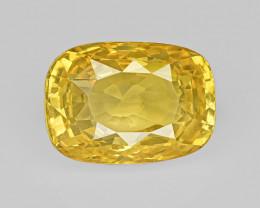 Yellow Sapphire, 6.72ct