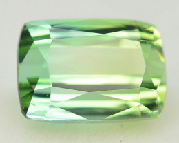 Amazing Color 4.65 Ct Mint Green Tourmaline