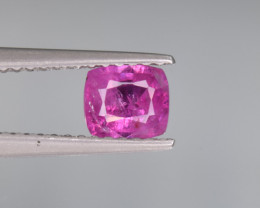 Natural Pink Sapphire 0.74 Cts from Afghanistan