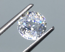 2.38 Carat VVS Zircon Precision Cut and Polish Quality !