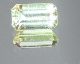 Chrysoberyl 1.60ct, Green, Natural, Untreated, Sourced Tanzania