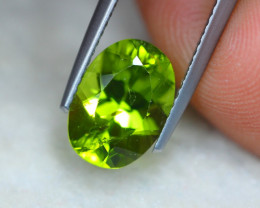 3.49Ct Natural Green Peridot Oval Cut Lot LZ3927