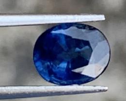 0.96 Carats Sapphire Gemstones