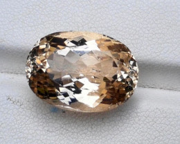 17.70 Carats Lovely Morganite Gemstone
