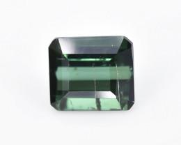 0.86 Crt Tourmaline Faceted Gemstone (Rk-74)