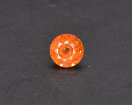 Natural Spessertite Garnet 0.55 Cts