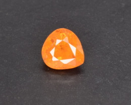 Natural Spessertite Garnet 0.58 Cts