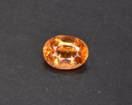 Natural Spessertite Garnet 0.59 Cts