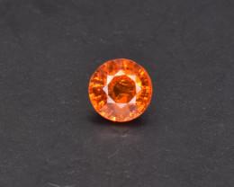 Natural Spessertite Garnet 0.62 Cts