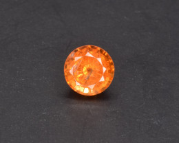 Natural Spessertite Garnet 0.68 Cts