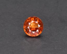Natural Spessertite Garnet 0.69 Cts
