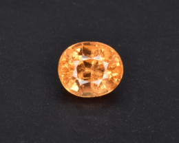 Natural Spessertite Garnet 0.81Cts