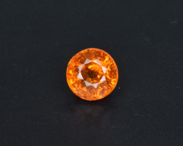Natural Spessertite Garnet 0.87 Cts