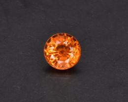 Natural Spessertite Garnet 0.90Cts