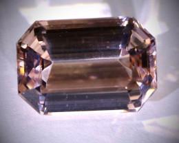 Morganite 35.03ct GIA Certified Natural Untreated
