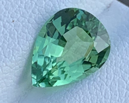 2.51 Carats Natural Color Tourmaline Gemstone FROM AFGHANISTAN