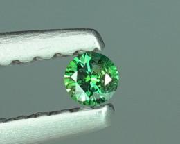 .04CT NEON GREEN BRILLIANT NATURAL DIAMOND $1NR!