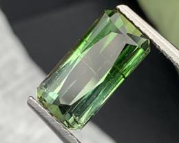"""""""NR"""" 5.75 Carats Top Quality Natural Bi Color Tourmaline"""