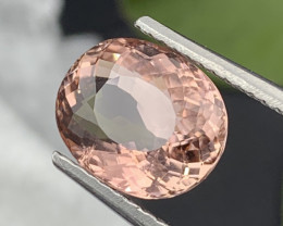 5.25 Carats Top Quality Natural Baby Pink Color Tourmaline