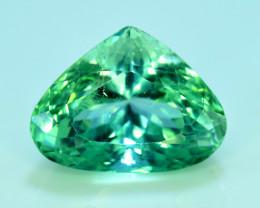NR 14.30 cts Green Spodumene Gemstone