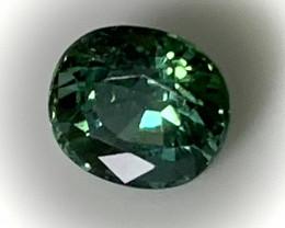 Beautiful Blue Green Tourmaline  gem No Reserve Auction