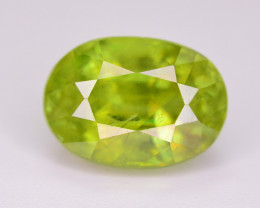 Amazing 4 Ct Natural  Color Titanite Sphene