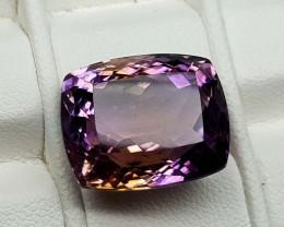 17Crt Bolivian Ametrine  Natural Gemstones JI75