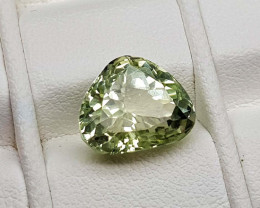 5.45Crt Green Spodumene Natural Gemstones JI75