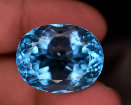 Top quality Swiss Blue Topaz 41.15 carats