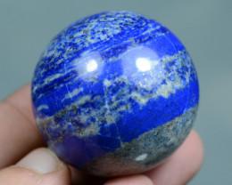 725 CT Lapis Lazuli Healing Sphere @Afghanistan