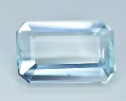 2.40  Cts Natural No Heated Aquamarine