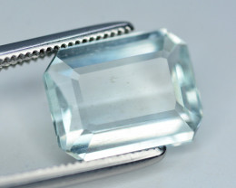 3.05 Cts Natural  UnHeated Aquamarine