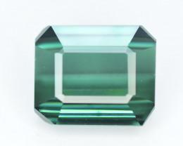 1.85 Ct Natural Indicolite Tourmaline Gemstone