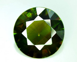 2.40 CT AAA Quality Full Fire Color Change Natural Sphene Titanite Gemston