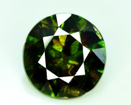 4.35 CT AAA Quality Full Fire Color Change Natural Sphene Titanite Gemston