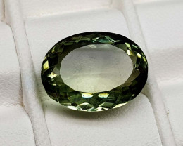 10.65Crt Green Prasolite  Natural Gemstones JI76