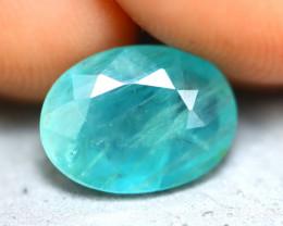 Grandidierite 1.70Ct Natural World Rare Gemstone E0421