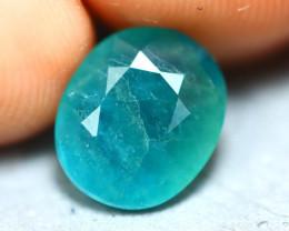 Grandidierite 1.74Ct Natural World Rare Gemstone E0422