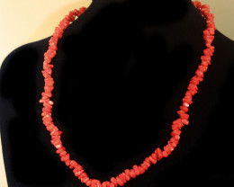 Cts.   88.90 Red Mediterranean Coral       RF845
