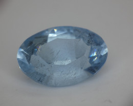 1.8Ct Natural Aquamarine