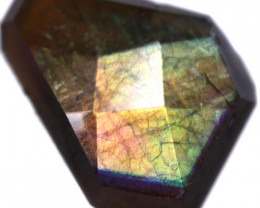 1.84 CTS RAINBOW GARNET JAPAN-FACETED [S-SAFE346]