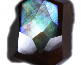 2.52 CTS RAINBOW GARNET JAPAN-FACETED [S-SAFE345]