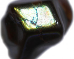 8.29 CTS RAINBOW GARNET JAPAN-TUMBLED  [S-SAFE360]