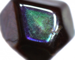 7.94 CTS RAINBOW GARNET JAPAN-TUMBLED  [S-SAFE359]