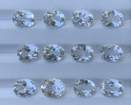 37.55 Carats Topaz Gemstones