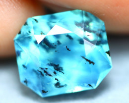 Paraiba Opal 2.68Ct Natural Peruvian Paraiba Color Opal D0533